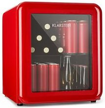 PopLife Drinks Cooler Refrigerator 0-10 ° C Retro