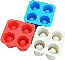 Popsicle Ice Lolly Moulds 2Pcs Cube Tray Mold