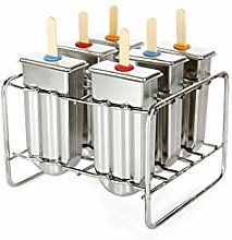 Popsicle Molds - Stainless Steel Ice Lolly Mold
