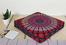 Popular Handicrafts Indian Hippie Mandala Floor