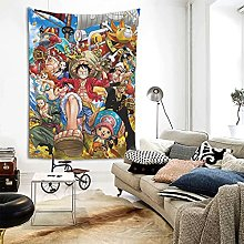 Popular One Piece Luffy Gift Sauron Tapestry