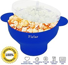 PoPuP Microwave Popcorn Popper with Convenient
