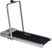 Portable 2In1 Electric Walking Treadmill Home