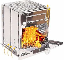 Portable 304 Stainless Steel Grill, Portable