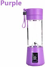 Portable 380Ml Juicer Electric USB Rechargeable