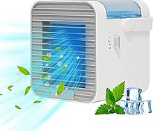 Portable Ac Ultra Cooling Fan,Small Air