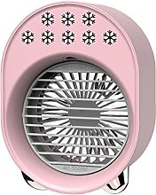 Portable Air Conditioner Cooling Fan Home Cooler