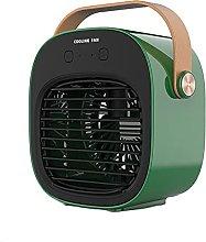 Portable Air Conditioner Desktop Fan Water Mist