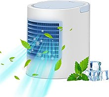 Portable Air Conditioner Fan, Evaporative Air