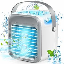 Portable Air Conditioner Fan, Personal Space Air