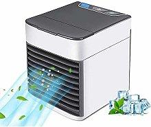 Portable Air Conditioner Fan, Quiet USB Air Cooler