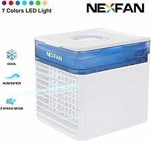 Portable Air Conditioner, Nexfan Mini Cooling Air