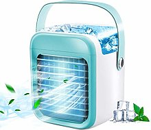 Portable Air Conditioner with 3 Speeds, 7 Color