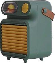 Portable Air Cooler,Desk Fan,Small Air