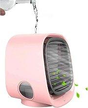 Portable Air Cooler, Mini Air Conditioner Cooler