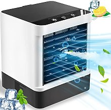 Portable Air Cooler, Mini Air Conditioner Fan