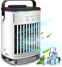Portable air cooler, Mini personal air con with