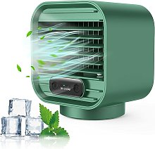 Portable Air Cooler Mobile Air Conditioner, 3 in 1