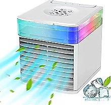 Portable Air Cooler, Rechargeable Evaporation Mini