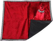Portable Altar Tarot Table Cloth Anti-Slip Velvet