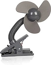 Portable Baby Stroller Fan 360° Adjustable