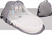 Portable Baby Travel Bed, Kindergarten Folding