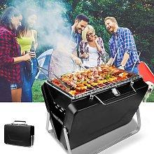 Portable Barbecue Charcoal BBQ Grill Mini Foldable