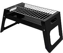 Portable Barbecue Charcoal Grill Stainless Steel