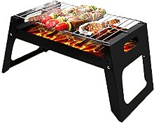 Portable Barbecue Grill, Folding BBQ Charcoal