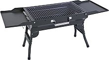 Portable Barbecue Grill For 3-5 People, Heavy Duty