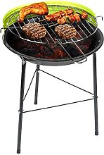 Portable Barbecue Grill Outdoor Compact Metal