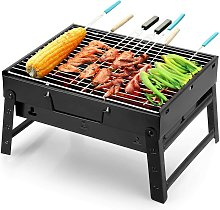 Portable Barbecue Small Foldable Household Table