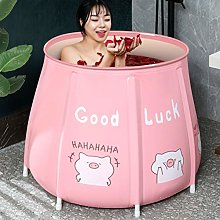 Portable Bathtub for Adults,Foldable Soaking Bath