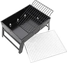 Portable BBQ Grill, Portable Folding Charcoal