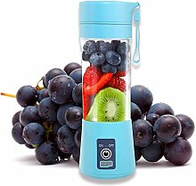 Portable Blender, 380ml Mini Personal Blender with