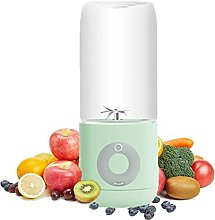 Portable Blender 500ml, USB Rechargeable Electric