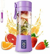 Portable Blender, Personal Juicer Cup, 380ml
