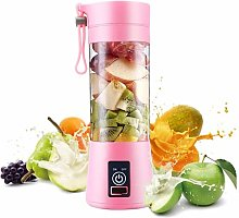 Portable Blender, Personal Mini Juicer with 6