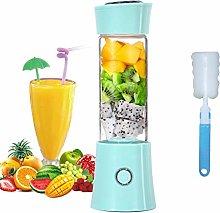 Portable Blender, USB Rechargeable Electric Juice