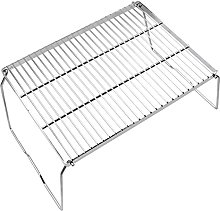 Portable Camping Grill Anti-oxidation Foldable