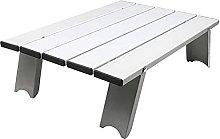 Portable Camping Table Mini Aluminum Beach Table