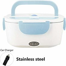 Portable Car Home Electric Heating Lunch Box Food