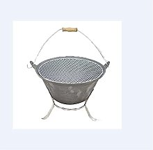 Portable Cast Iron Charcoal Barbecue Grills Table