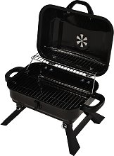 Portable Charcoal Grill Foldable For Outdoor