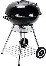 Portable charcoal grill for outdoo, with Lid, 3 in