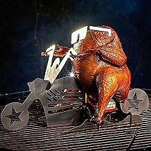 Portable chicken stand Beer - American Motorcycle