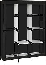 Portable Closet Wardrobe Clothes Rack Storage
