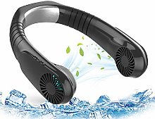 Portable Cooler, USB hanging neck air conditioner