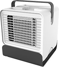 Portable Cooling Fan Air Conditioner with LED