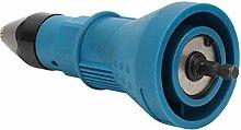 Portable Cordless Rivet Nut Drill Adapter Kit
